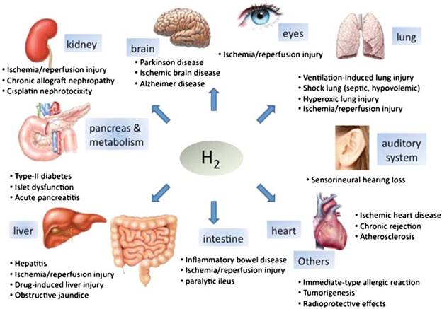 hydrogen therapy